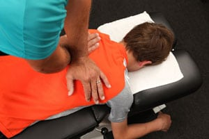 pediatric chiropractic highland il
